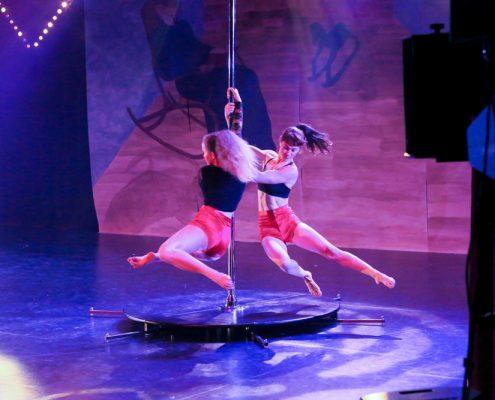 cours pole dance bruxelles