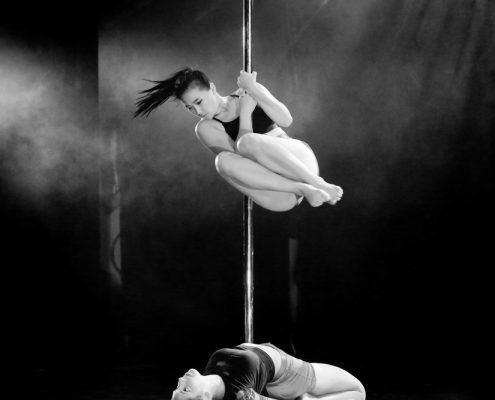 cours pole dance barre