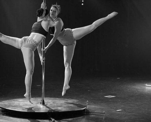 cours de pole dance à Bruxelles