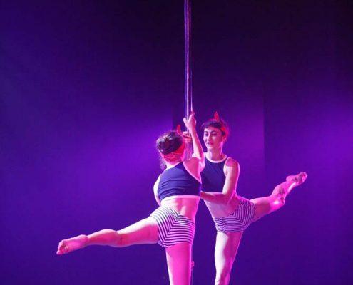 pole dance à Bruxelles